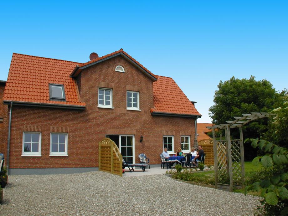 Backhaus mit Südterasse