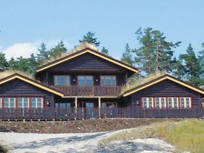 Ferienhaus Gautefall, Haus-Nr: 17290