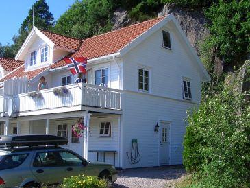Ferienhaus Spangereid, Haus-Nr: 39288