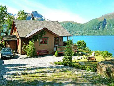 Ferienhaus Hundeidvik, Haus-Nr: 55771