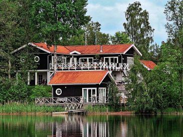 Ferienhaus Sommen / Tranås, Haus-Nr: 68324