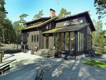 Ferienhaus Väddö / Grisslehamn, Haus-Nr: 74973