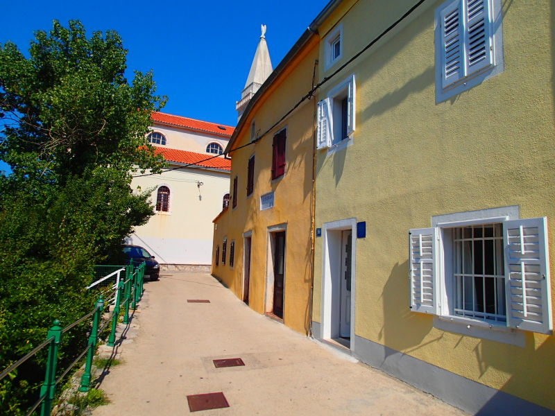 Ferienhaus Mali Losinj, Altstadt