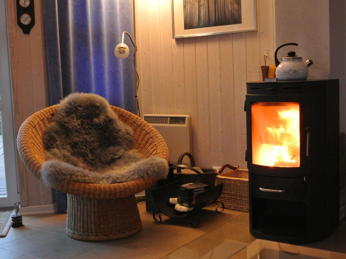 Ferienhaus kopps kate in wackerballig an der ostsee for Kleine korbsessel