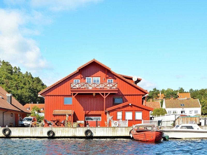 Ferienwohnung 95187 ÅLO FISKEMOTTAK 740