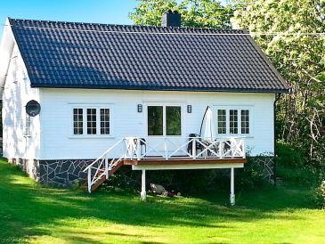 Ferienhaus Lillesand / Hørvåg, Haus-Nr: 97766