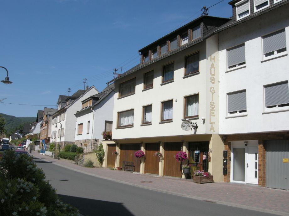 Haus Gisela in der Blücherstraße 66