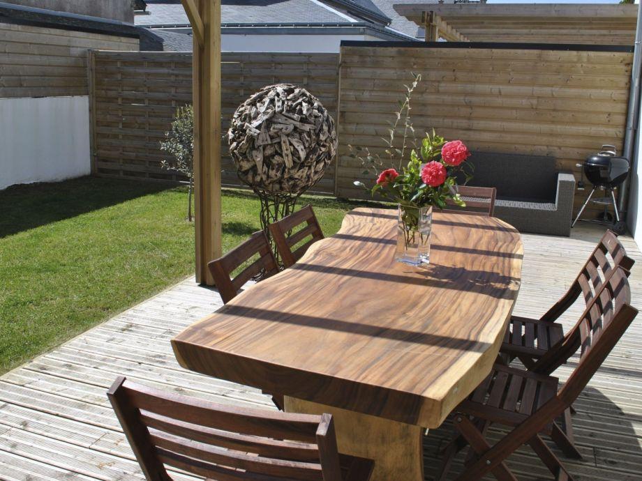 South sunny Terrace