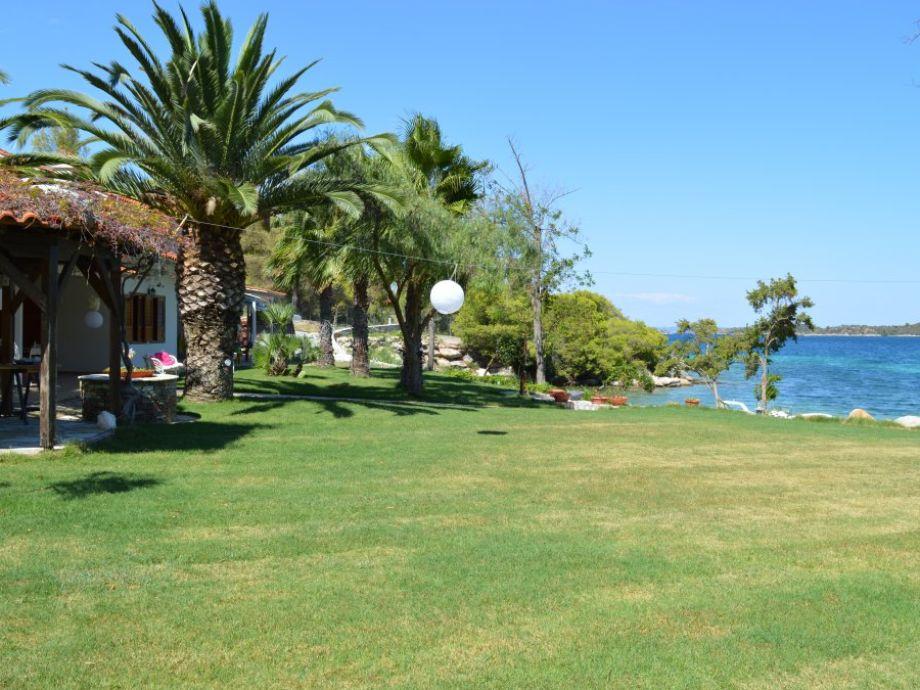 Außenaufnahme Villa Paradiso Asterios