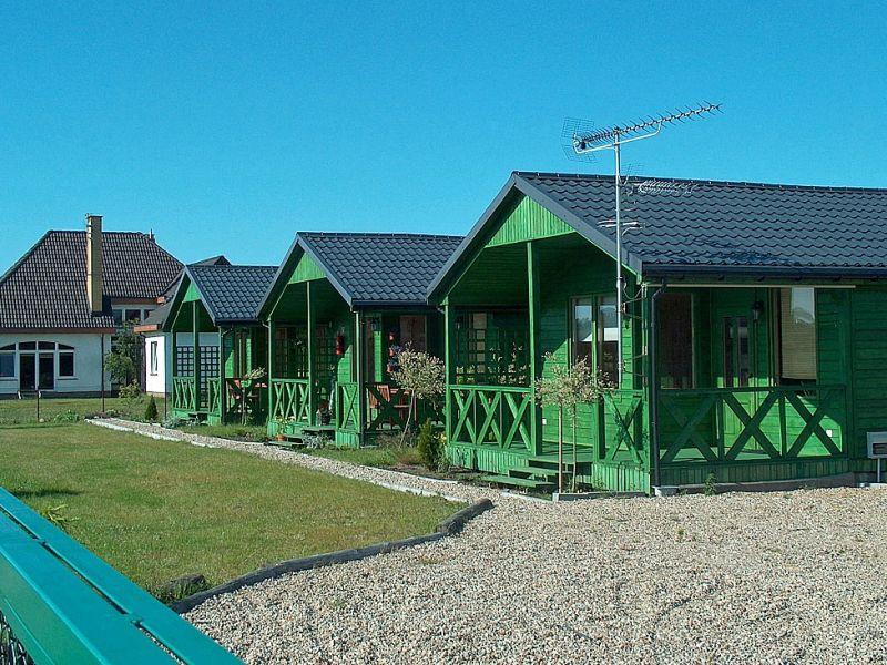 Holiday house Green - Baltic Sea Poland
