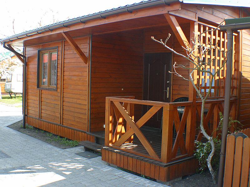 Holiday house Kompaktes Ferienhaus in Kolberg-Grzybowo