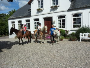 Ferienwohnung auf dem Bauernhof