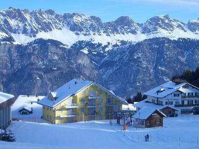 im schönstem Ski- und Wandergebiet