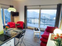 Apartment Hochgewächs (DG) im Ferienhaus Weitblick