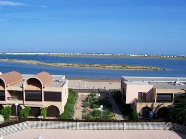 Ferienwohnung mit Meerblick in der Amarines
