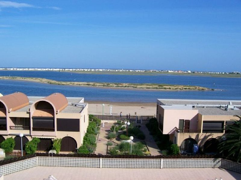 Holiday apartment with sea view in the Amarines