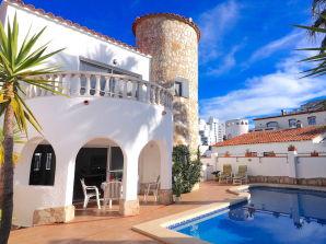 Villa Casa Toni mit Privatpool strandnah