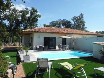 Villa mit beheiztem Pool in der Nähe vom Saint Cyprien Beach