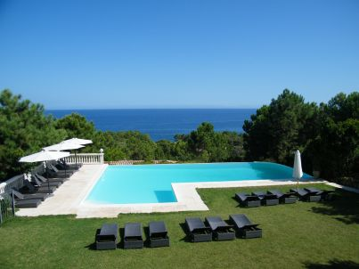 with pool, beach at 900 m