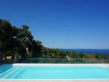 Villa Villa with private heated pool 900m. beach and cove