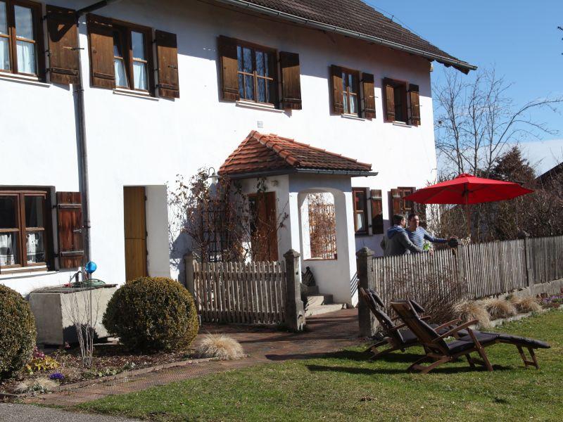 Ferienhaus Pfarrhof