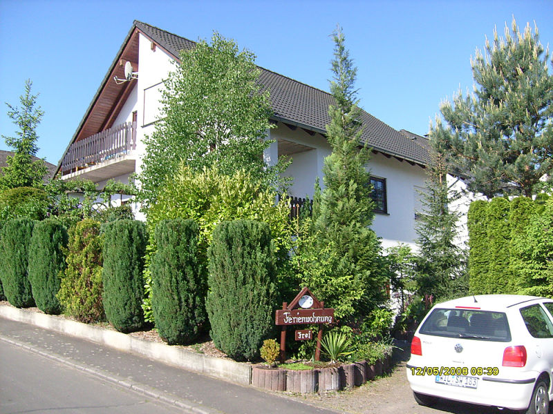 Holiday apartment Lothar & Ulrike Heß in Kinheim-Kindel (Mosel)
