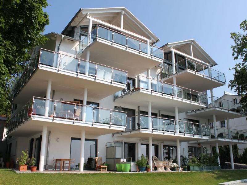 Ferienwohnung Hannah - mit atemberaubendem Hafen-Ostsee-Blick