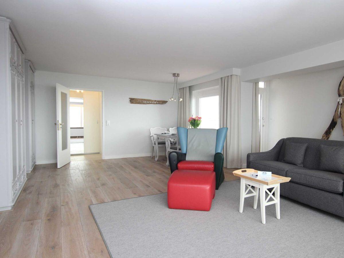 apartment 234 im haus metropol sylt firma hussmann immobilien handel und ferienwohnungen. Black Bedroom Furniture Sets. Home Design Ideas