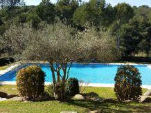 Ferienwohnung T-2 mit Pool in Tamariu