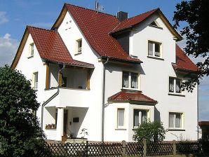 Ferienwohnung Haus am Wald nahe Großer Weisser See