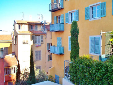 Holiday apartment Le Jardin Ségurane