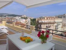 Ferienwohnung mit Panorama-Blick