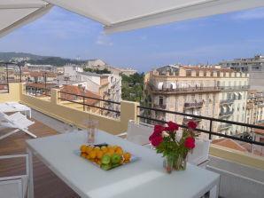 Ferienwohnung Nice Panoramic