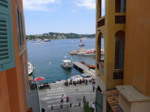 Holiday apartment On Villefranche Bay
