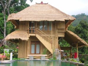 Holiday house park Villa Manuk