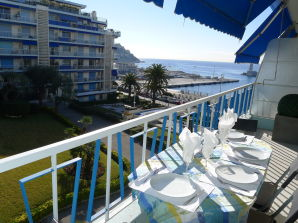 Holiday apartment Bleu rivage