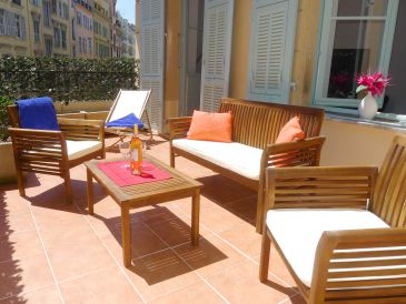 Holiday apartment Carré D'Or Terrasse