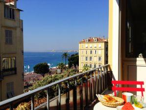Ferienwohnung Nice Opéra Sea View
