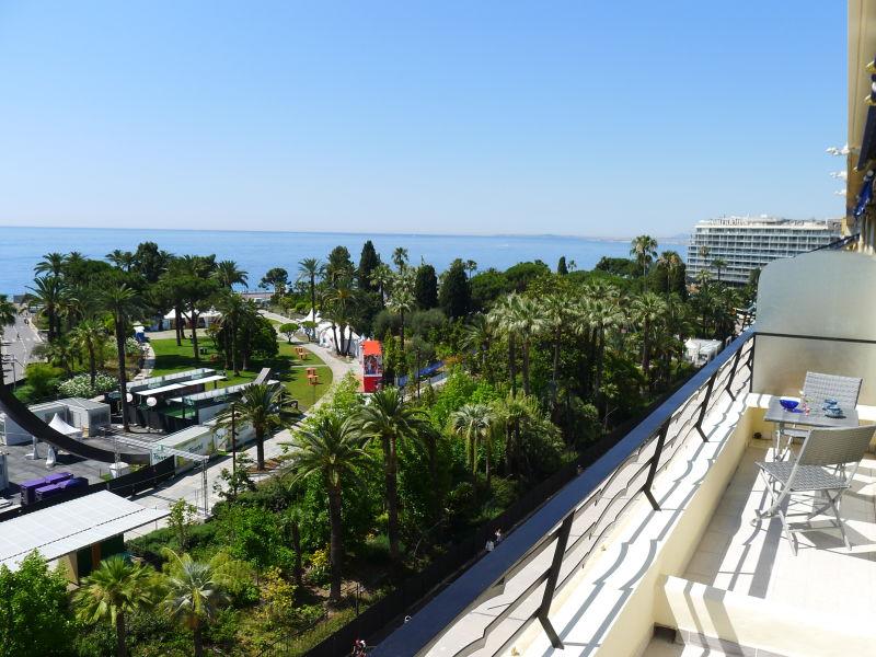 Ferienwohnung Plaza Terrace