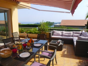 Holiday apartment Villa Henrietta