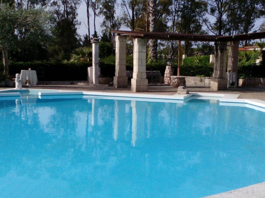 Außenaufnahme Villa Cardigliano