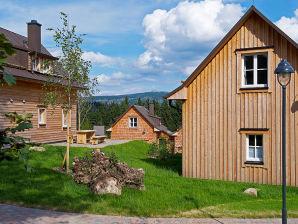 Ferienhaus Doppelhaushälfte mit Kamin und Sauna