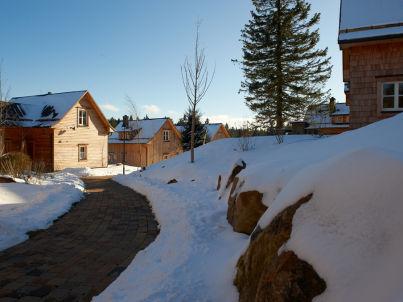 Doppelhaushälfte mit Kamin und Sauna