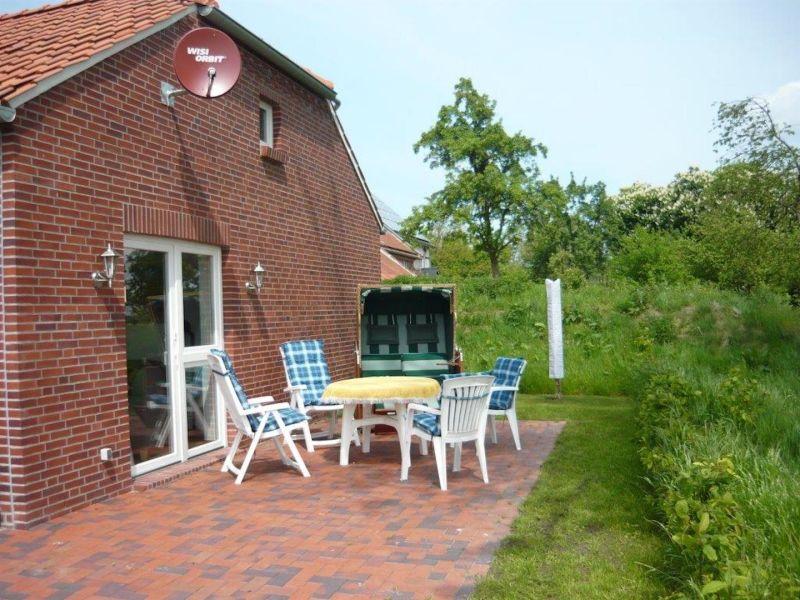 Ferienwohnung Landhaus Flora Norddeich
