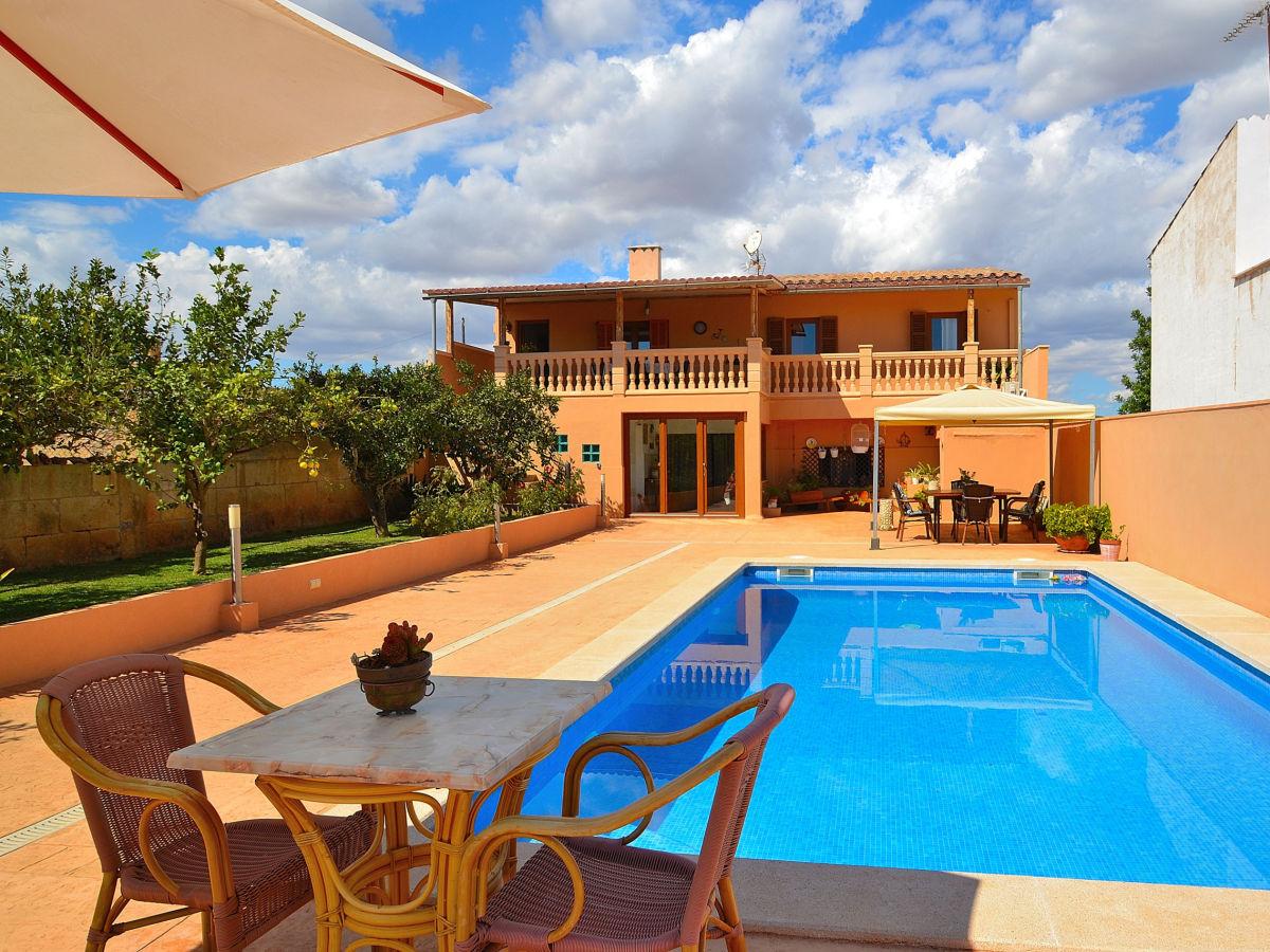 Ferienwohnung 517 Sa Coma Appartement Strand Ländlich, Mallorca ...