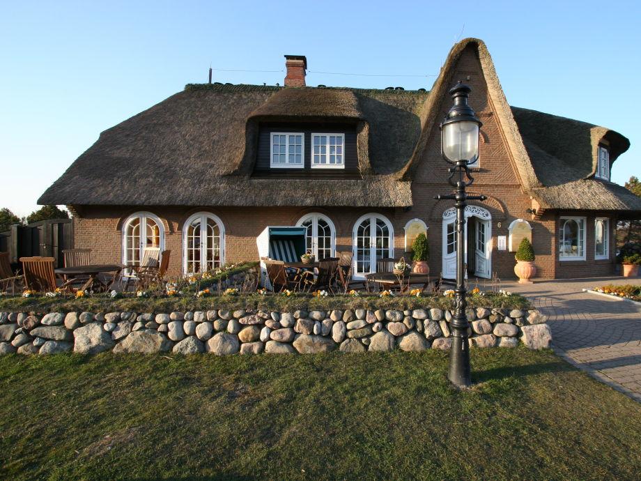 Kamin Garten : Ferienwohnung kaminsuite exkl mit garten kamin pool sauna kampen sylt firma suites