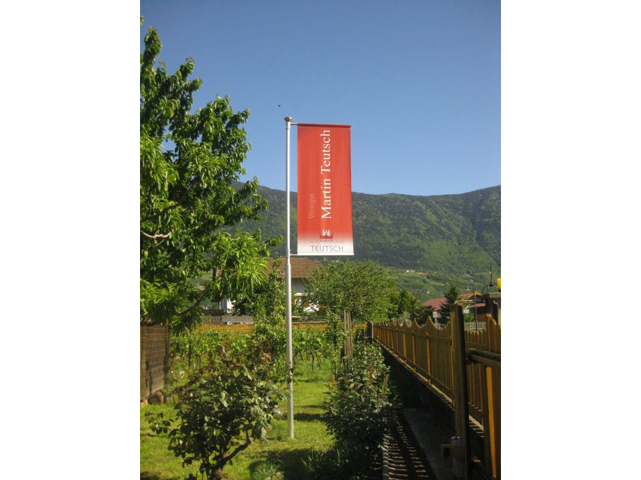Außenaufnahme Ferienhof Weingenuss