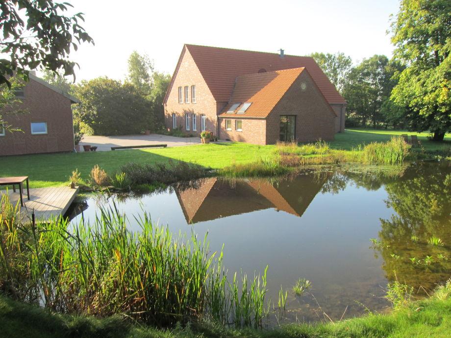 Malerisches Landhaus Hanning mit großem Garten