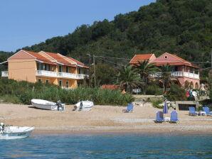 Ferienwohnung auf Korfu in direkter Strandlage