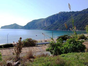 Ferienwohnung Frontaler Meerblick direkte Strandlage